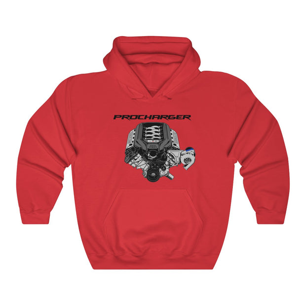 s197 Procharger Pull Over Hoodie - 5ohNation