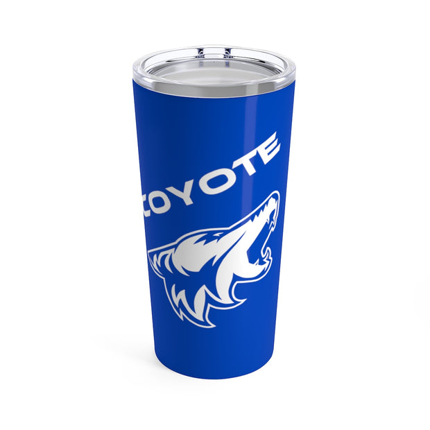 Velocity Blue Coyote Tumbler 20z - 5ohNation