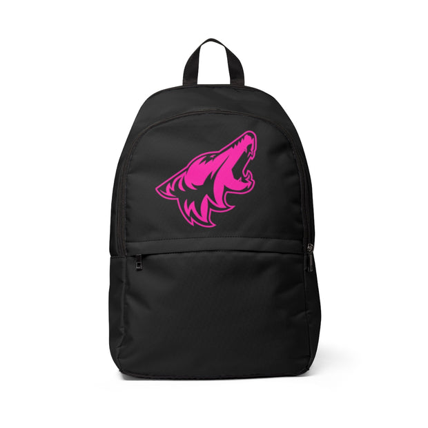 Coyote Backpack (Hot Pink) - 5ohNation