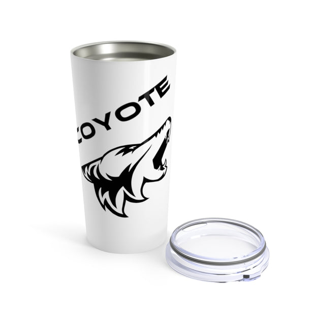 Oxford White Coyote Tumbler 20z - 5ohNation