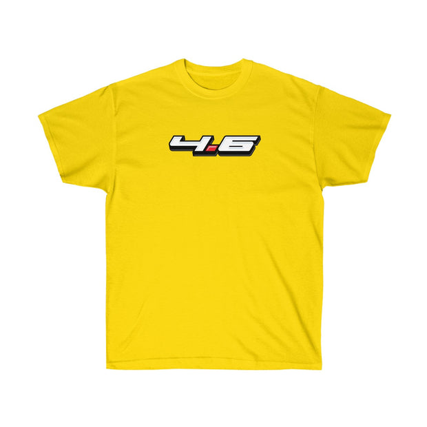 4.6 Classic Tee (Front Design) - 5ohNation