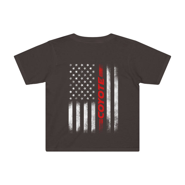 5.0 Coyote Flag Toddler Tee - 5ohNation