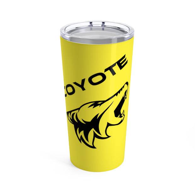 Triple Yellow Coyote Tumbler 20z - 5ohNation
