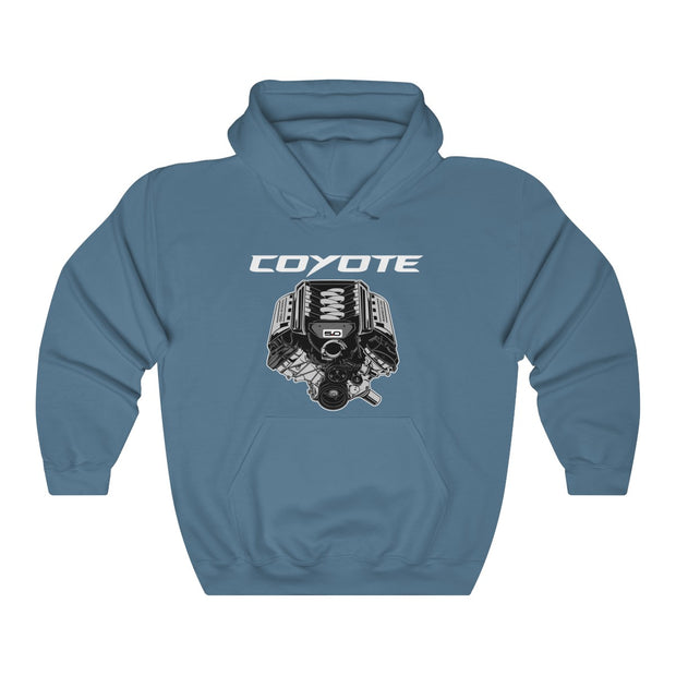 s550 Coyote Pull Over Hoodie - 5ohNation