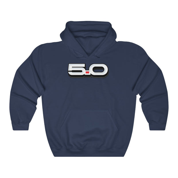 5.0 COYOTE PULL OVER HOODIE (new) - 5ohNation