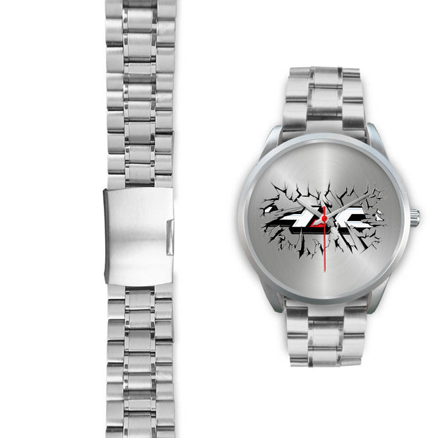 Breakthrough 4.0 Silver Watch - 5ohNation