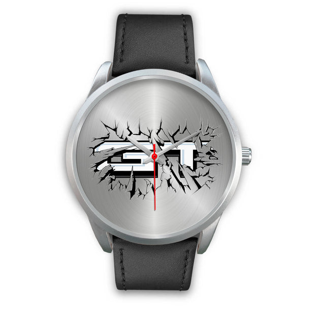 Breakthrough GT Silver Watch - 5ohNation