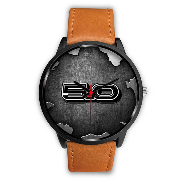 5.0 Grunge Metal Watch - 5ohNation