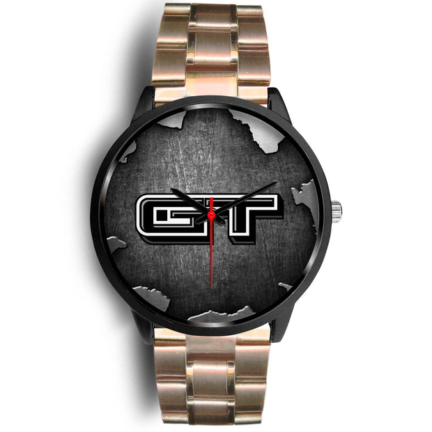 GT Grunge Metal Watch - 5ohNation