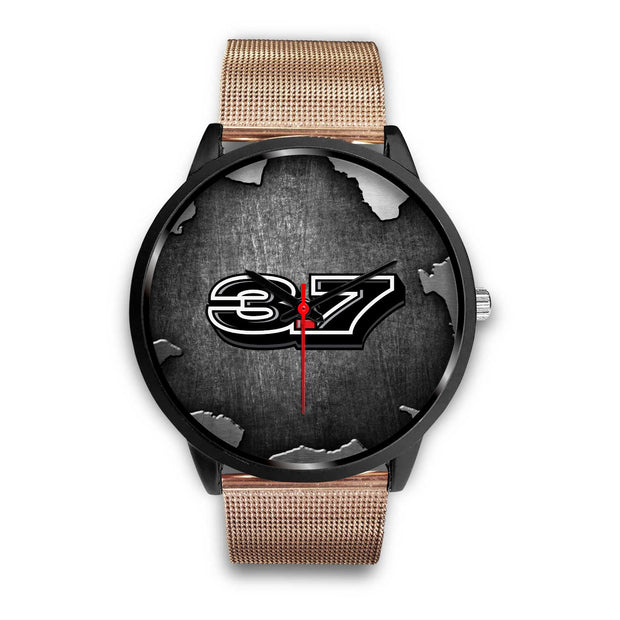 3.7 Grunge Metal Watch - 5ohNation