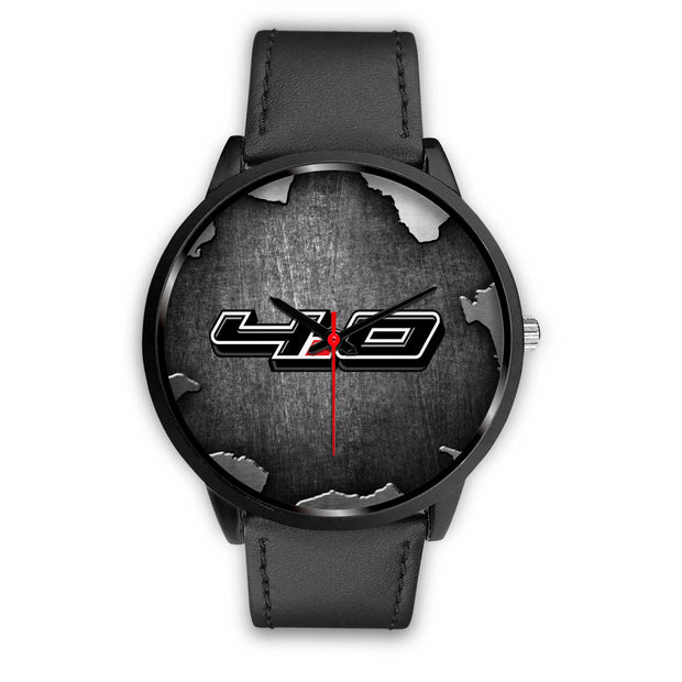 4.0 Grunge Metal Watch - 5ohNation