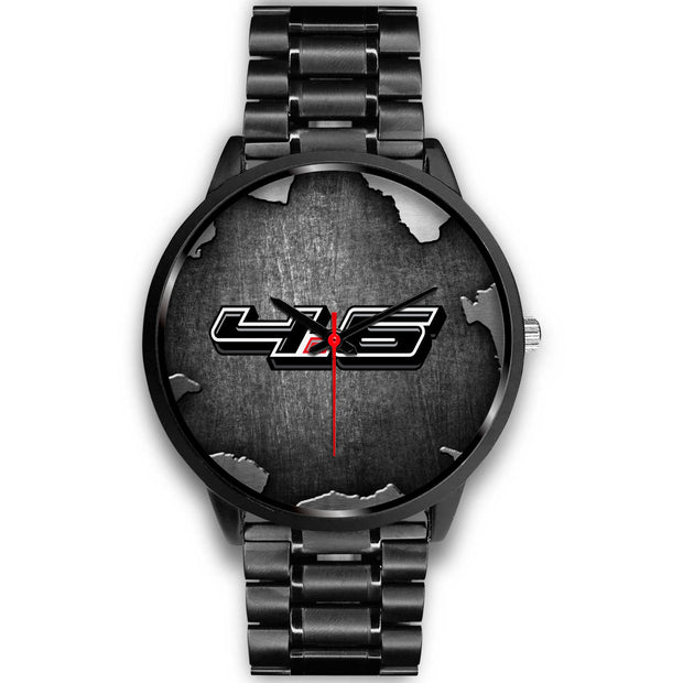 4.6 Grunge Metal Watch - 5ohNation