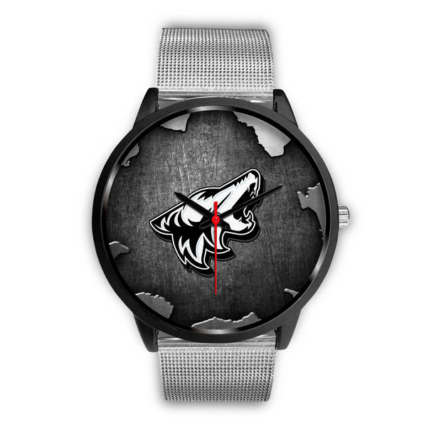 Coyote Grunge Metal Watch - 5ohNation