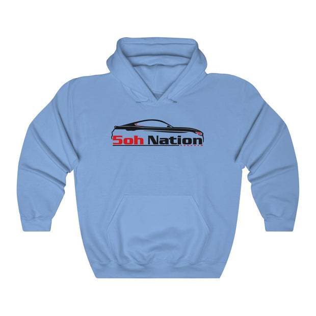 5ohNation s550 Pull Over Hoodie - 5ohNation
