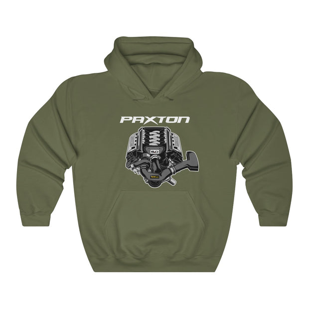 s550 Paxton Pull Over Hoodie - 5ohNation
