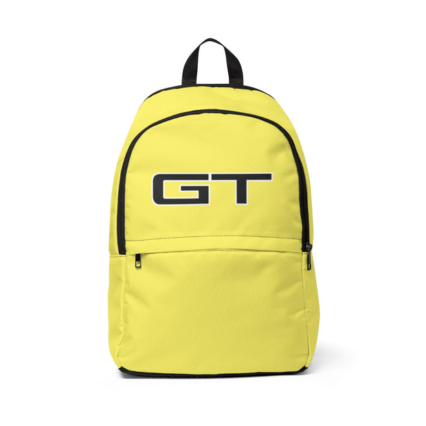 Triple Yellow GT Backpack - 5ohNation