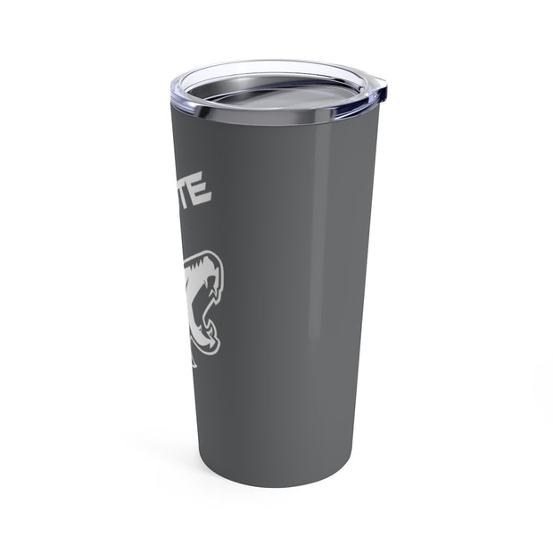 Magnetic Metallic/Sterling Gray Coyote Tumbler 20z - 5ohNation