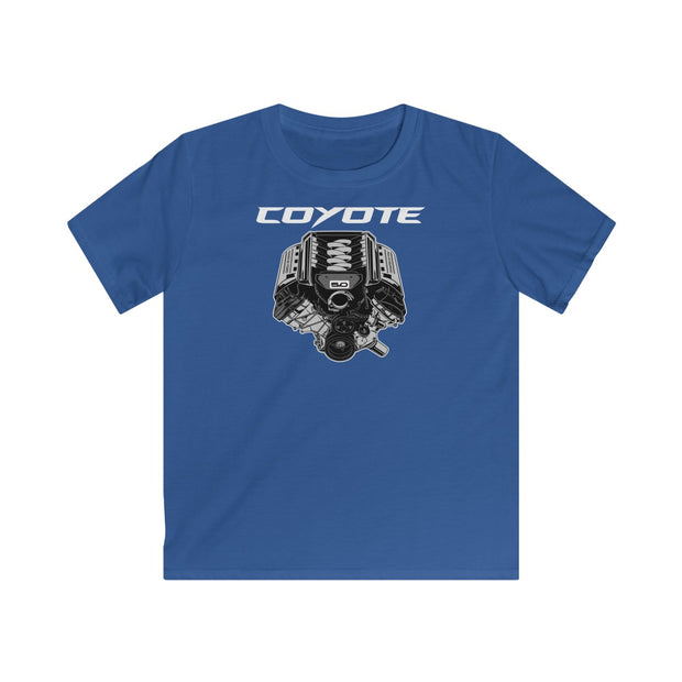 s550 Coyote Engine Youth Tee - 5ohNation