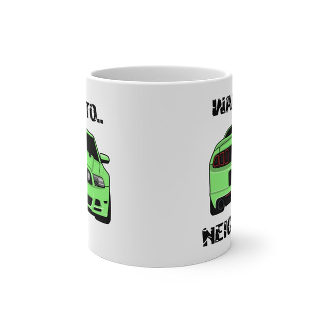 GHIG Wake The Neighbors Mug (Color Changing) - 5ohNation
