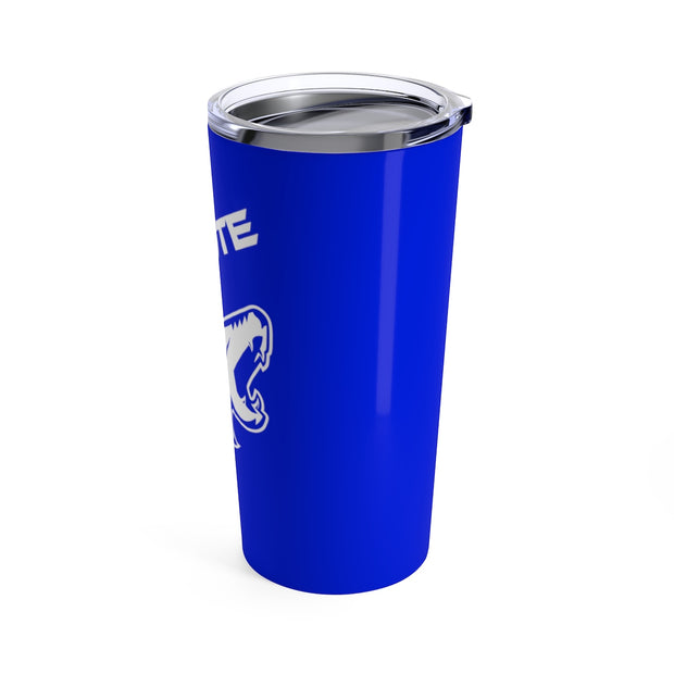 Deep Impact/Lightning Blue Coyote Tumbler 20z - 5ohNation