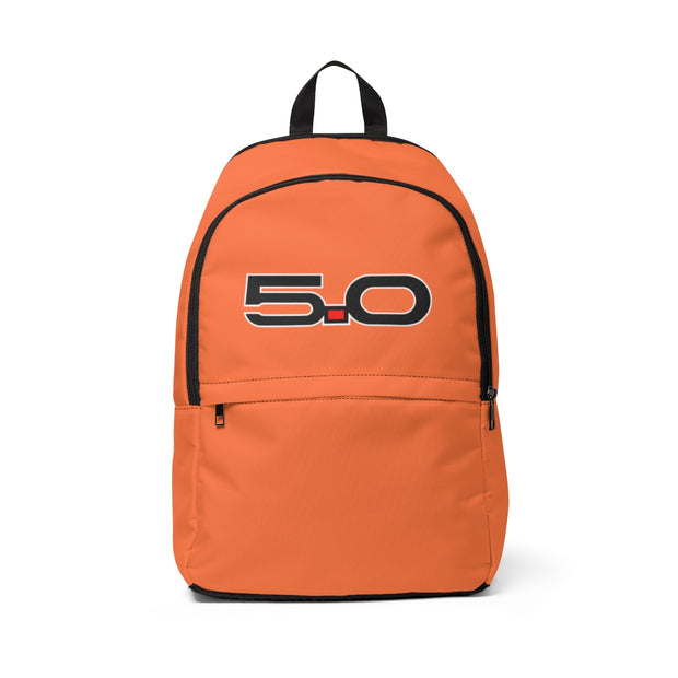 Competition Orange 5.0 Backpack - 5ohNation
