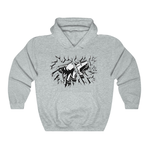 Coyote Breakthrough Pull Over Hoodie - 5ohNation