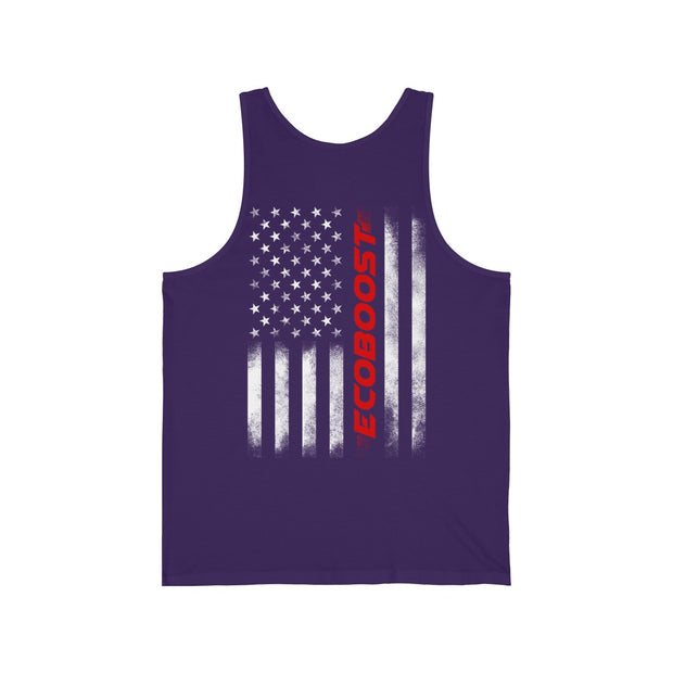 American Flag Ecoboost Tank Top - 5ohNation