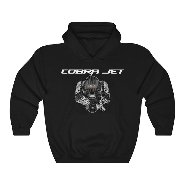 Cobra Jet Pull Over Hoodie - 5ohNation