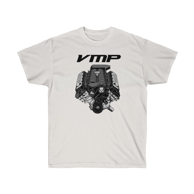 VMP Supercharger Tee (Front Design) - 5ohNation