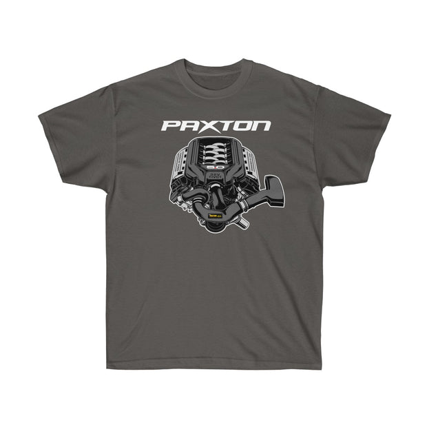 s197 Paxton Engine Tee (Front Design) - 5ohNation