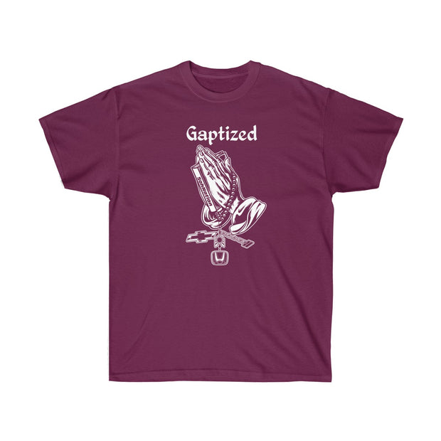Gaptized Tee (Front Design) - 5ohNation