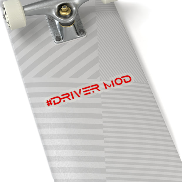 #Driver Mod Decal (Red) - 5ohNation
