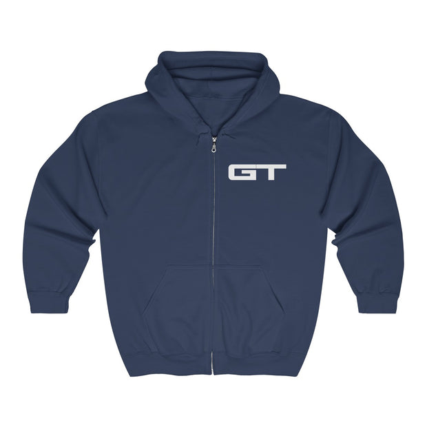 GT Zip-Up Hoodie - 5ohNation