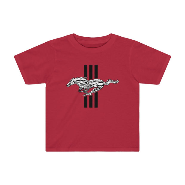 Mechanical Running Pony Toddler Tee - 5ohNation