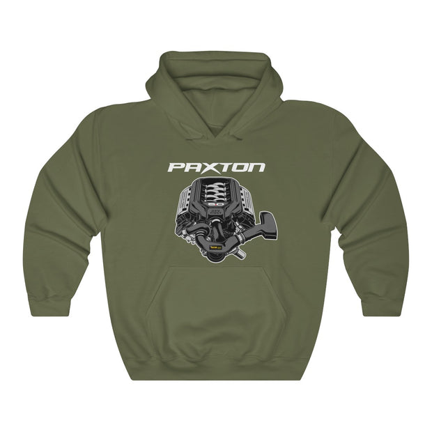 s197 Paxton Pull Over Hoodie - 5ohNation