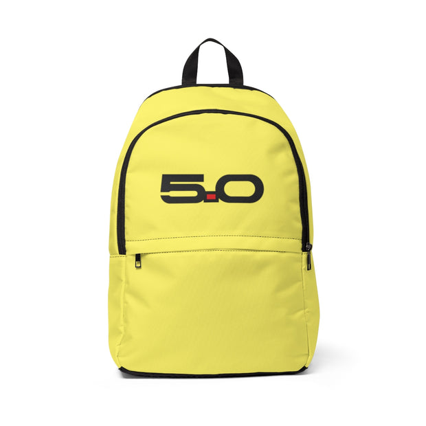 Triple Yellow 5.0 Backpack - 5ohNation
