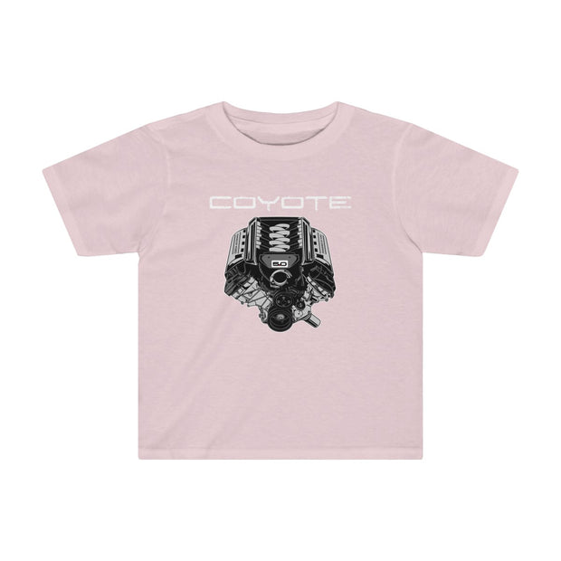 s550  Coyote Toddler Tee - 5ohNation