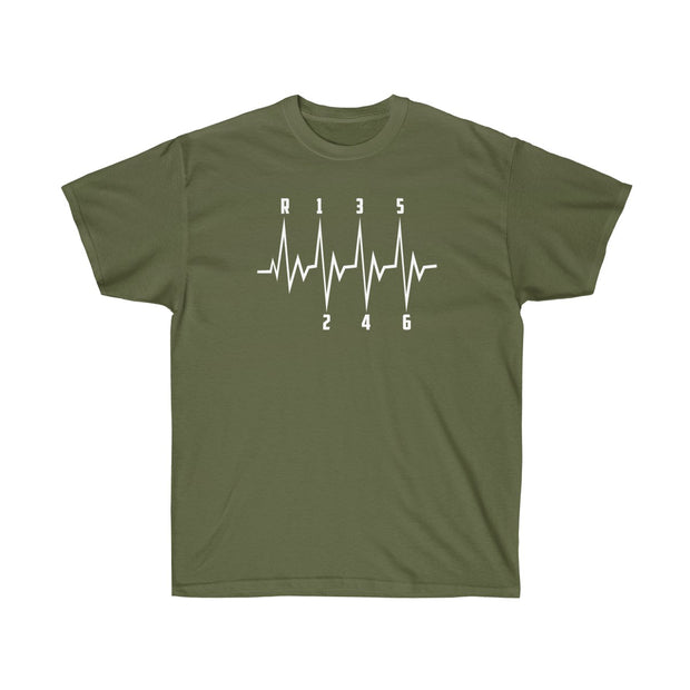 Manual Pulse Tee (Front Design) - 5ohNation