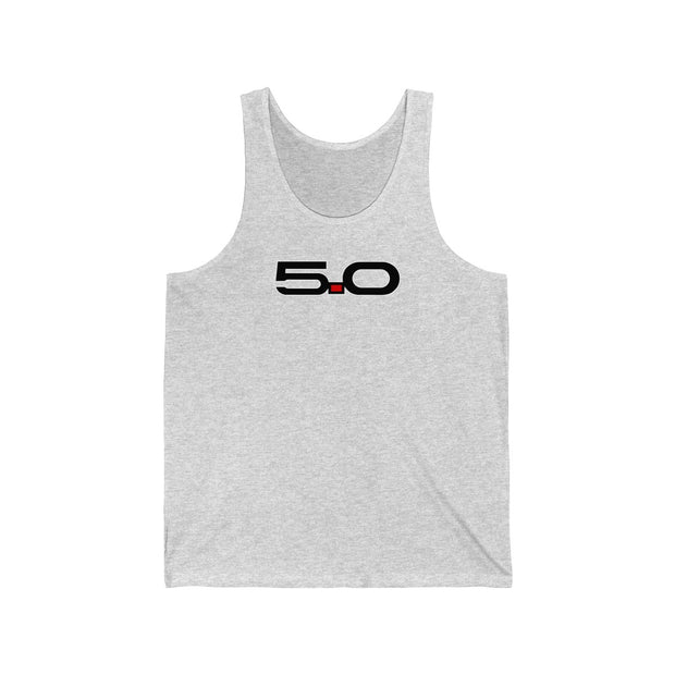5.0 Classic Tank Top - 5ohNation