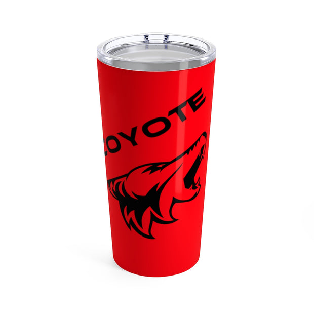 Race Red Coyote Tumbler 20z - 5ohNation