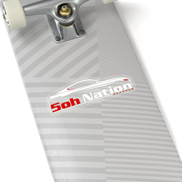 5ohNation Sticker (s550) - 5ohNation