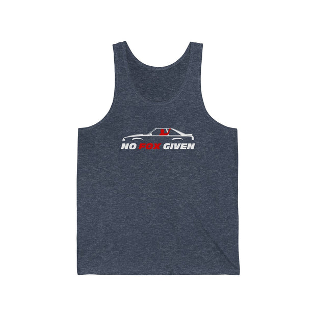 No Fox Given Hatchback Tank Top - 5ohNation