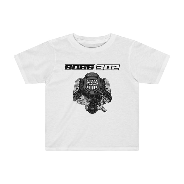 Boss 302 Toddler Tee - 5ohNation