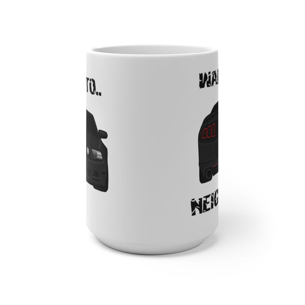 Shadow Black Wake The Neighbors Mug (Color Changing) - 5ohNation