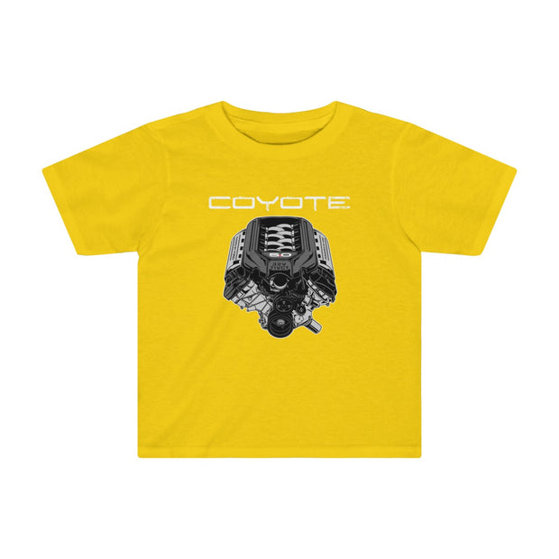 s197 Coyote Toddler Tee - 5ohNation