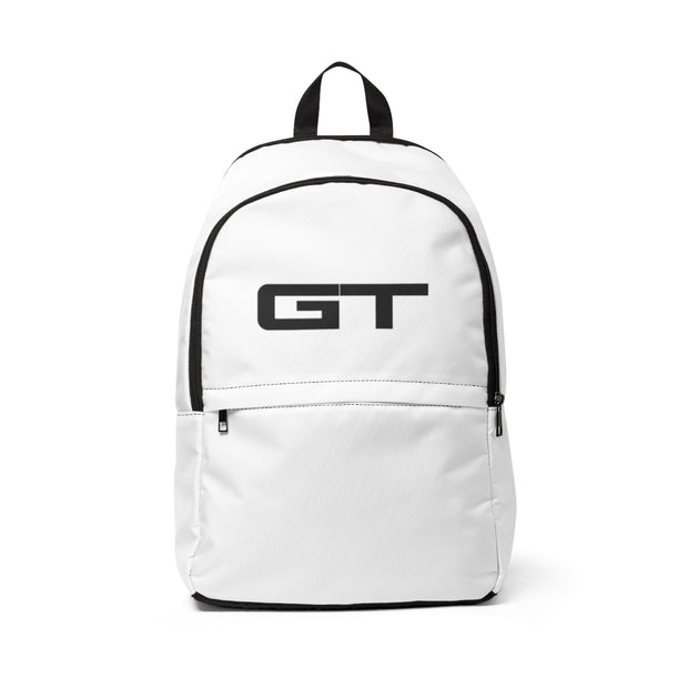 Oxford White GT Backpack - 5ohNation