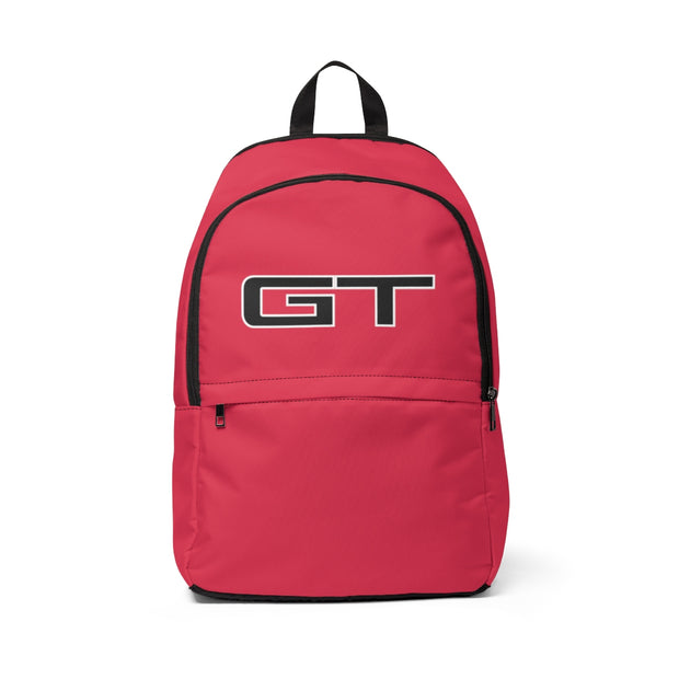 Ruby Red GT Backpack - 5ohNation