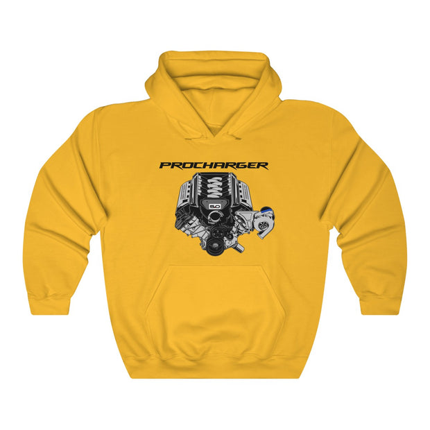 s550 Procharger Pull Over Hoodie - 5ohNation