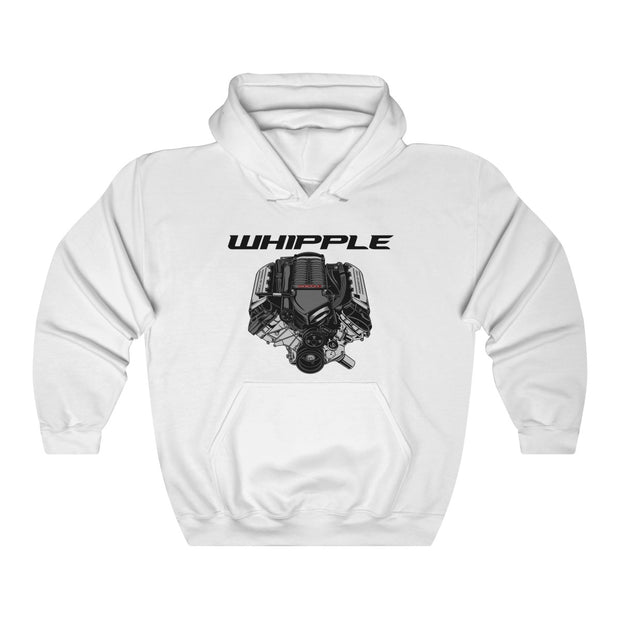 Whipple Supercharger Pull Over Hoodie - 5ohNation