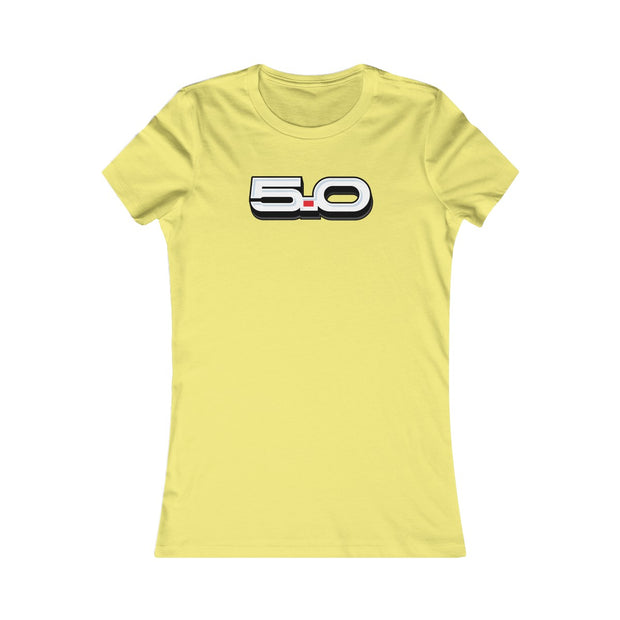5.0 Classic Tee - 5ohNation